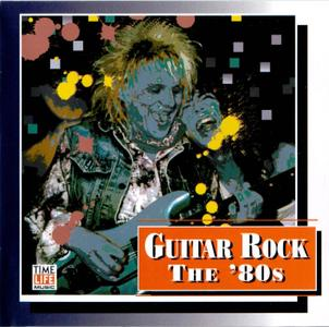 Time Life - Guitar Rock - The  80`s