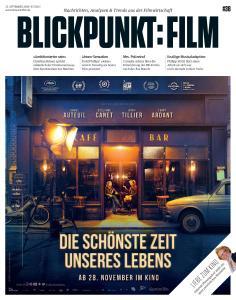Blickpunkt Film - 23 September 2019