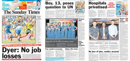 The Fiji Times – May 19, 2019