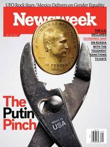 Newsweek USA - September 28, 2018