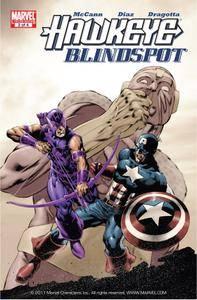 Hawkeye - Blindspot 02 of 4