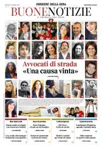Corriere della Sera Buone Notizie – 17 settembre 2019
