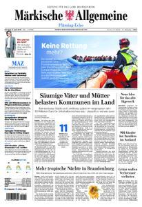 Märkische Allgemeine Fläming Echo - 09. April 2019