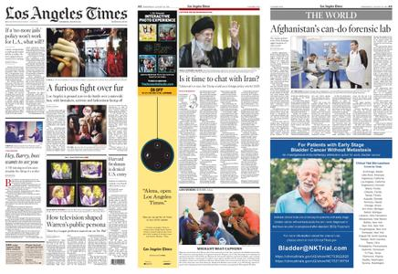 Los Angeles Times – August 28, 2019