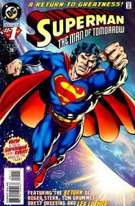 Superman - The Man of Tomorrow 01 1995-06 hybrid 50520