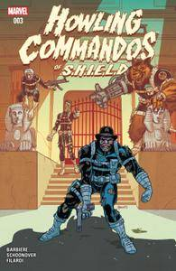 Howling Commandos Of S H I E L D 0032016 2 covers Digi