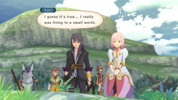 Tales of Vesperia: Definitive Edition (2019) + patch
