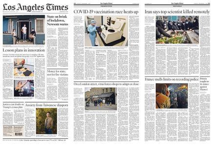 Los Angeles Times – December 01, 2020