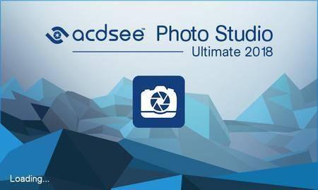 ACDSee Photo Studio Ultimate 2018 v11.2 Build 1309 (x64) Portable