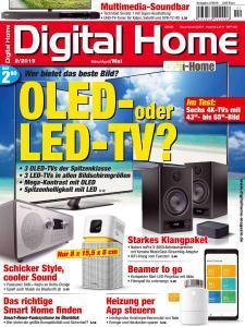 Digital Home Germany - März-Mai 2019