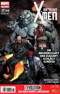 Die neuen X-Men 18 Panini 2015 Gurk The E