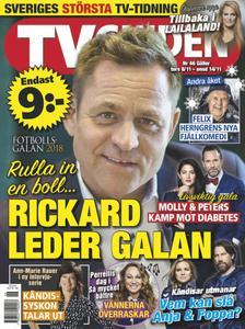 TV-guiden – 08 November 2018