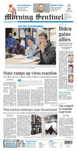 Morning Sentinel – March 03, 2020