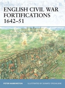 English Civil War Fortifications 1642-1651 (Osprey Fortress 9) (repost)