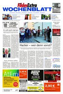 FilderExtra Wochenblatt - Filderstadt, Ostfildern & Neuhausen - 18. September 2019