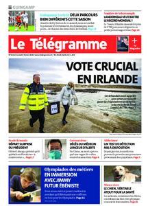 Le Télégramme Guingamp – 08 février 2020