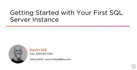 Getting Started with Your First SQL Server Instance