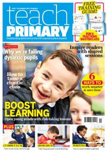 Teach Primary - March 2019