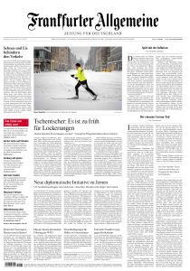 Frankfurter Allgemeine Zeitung - 8 Februar 2021