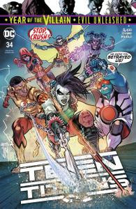 Teen Titans 034 2019 Digital Mephisto