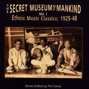 VA - The Secret Museum Of Mankind, Vol. 1: Ethnic Music Classics 1925-1948 (1995)