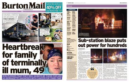 Burton Mail – August 26, 2020