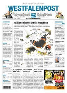 Westfalenpost Wetter - 19. Oktober 2017