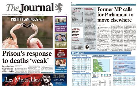 The Journal – August 07, 2019
