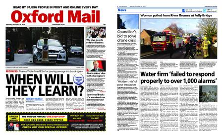 Oxford Mail – December 22, 2018