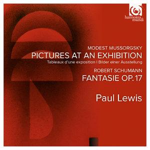 Paul Lewis - Mussorgsky: Pictures at an Exhibition / Schumann: Fantasie Op.17 (2015) [Official Digital Download 24-bit/96kHz]