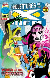 Adventures of The X-Men 009 1996 Digital Shadowcat
