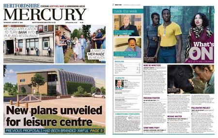 Hertfordshire Mercury – August 27, 2020