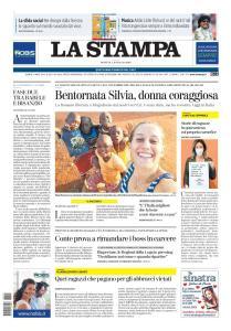 La Stampa Torino Provincia e Canavese - 10 Maggio 2020