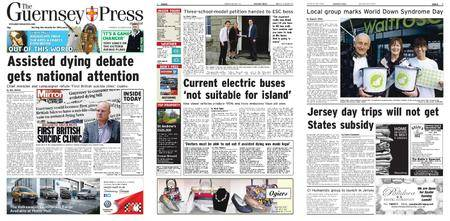 The Guernsey Press – 22 March 2018