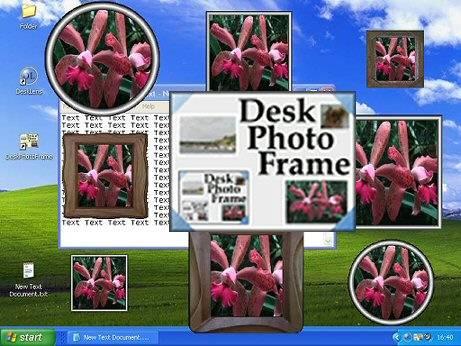 DeskPhotoFrame 1.3.0