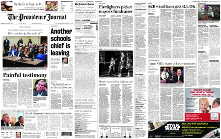 The Providence Journal – February 27, 2019