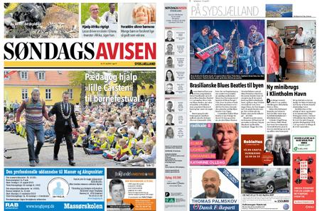 Søndagsavisen Sydsjælland – 23. maj 2019