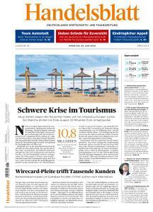 Handelsblatt - 30 Juni 2020