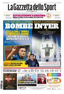 La Gazzetta dello Sport – 29 luglio 2020
