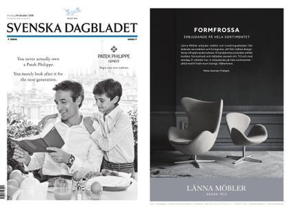 Svenska Dagbladet – 19 oktober 2018