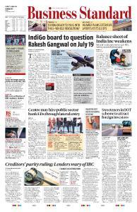 Business Standard - July 15, 2019