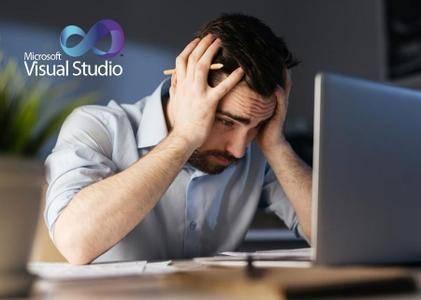 Microsoft Visual Studio 2017 version 15.7.4 with Build Tools
