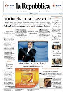 la Repubblica - 5 Maggio 2021