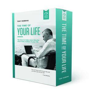 The Time of Your Life - 10 Days to Change Your Life - More Time For What Really Matters To You [Audiobook]