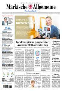 Märkische Allgemeine Westhavelländer - 05. September 2018