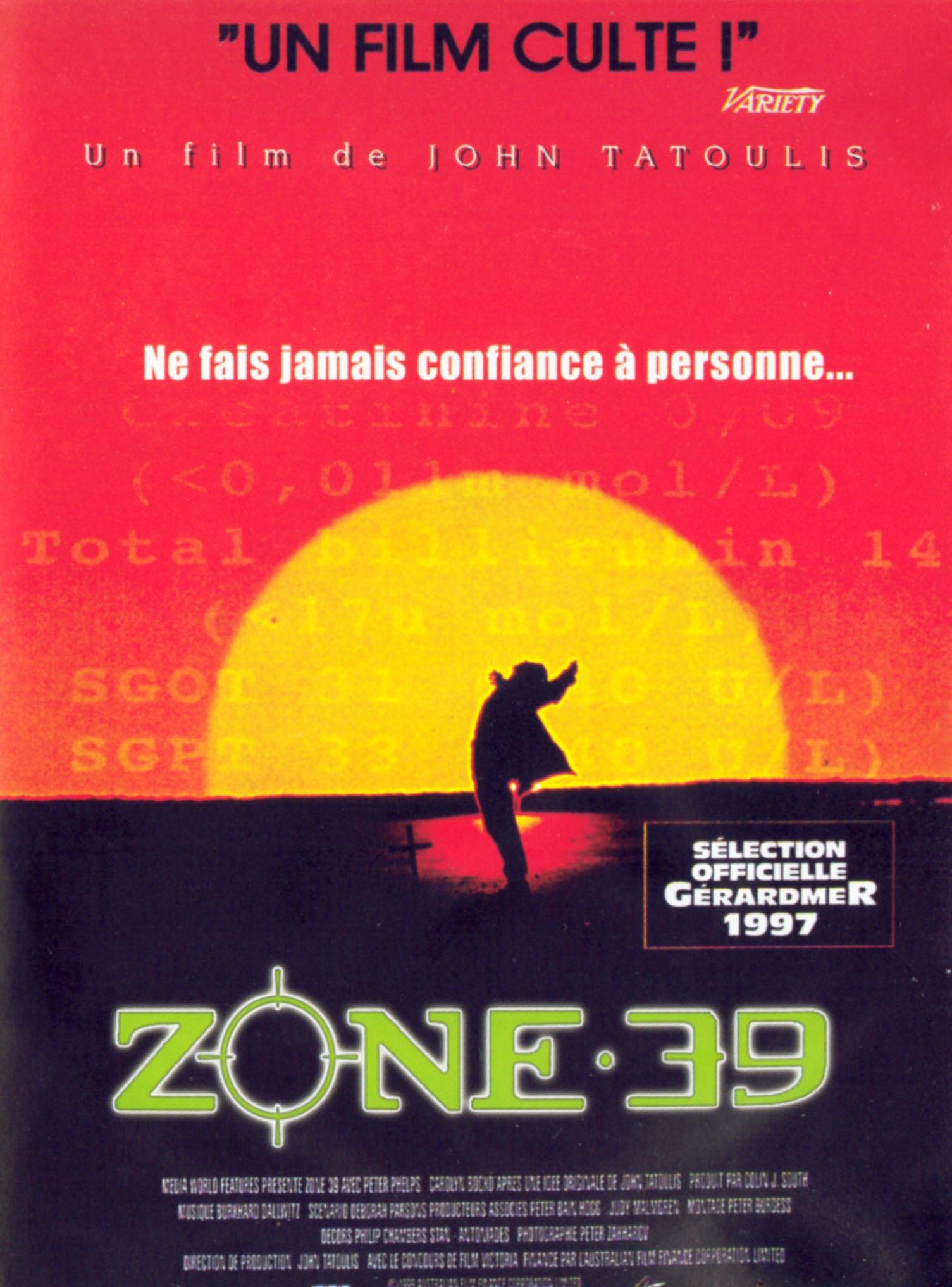 (Sci-Fi) Zone 39 [DVDrip] 1996