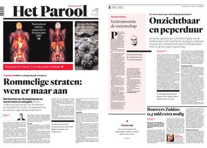 Het Parool – 31 oktober 2019