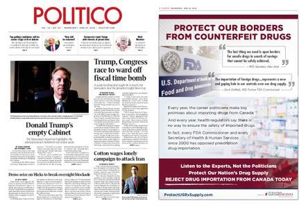 Politico – June 19, 2019