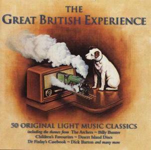 THE GREAT BRITISH EXPERIENCE - 50 Original Light Music Classics