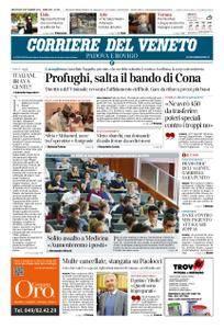Corriere del Veneto Padova e Rovigo – 05 settembre 2018